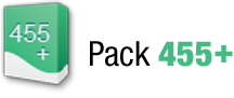 Pack 455+